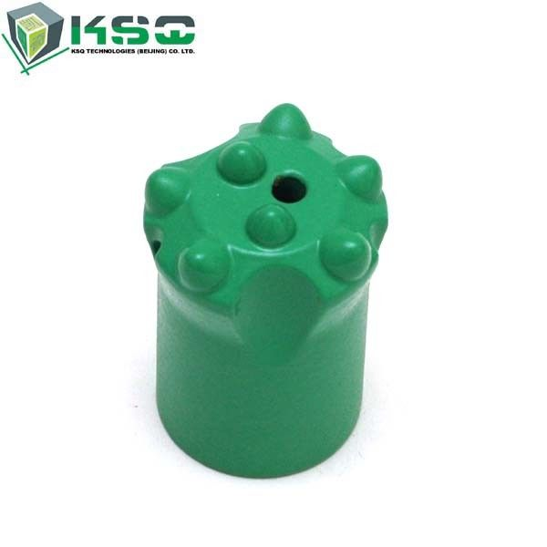 12° CNC Milling Button Drill Bit Rock Drill Bits For Tunneling