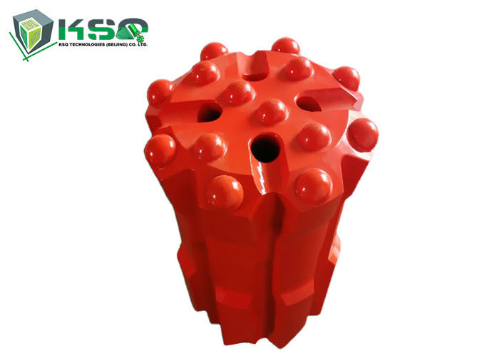 Top Hammer Drilling Bit GT60 102mm Retrac Drill Bit For Rock Drilling